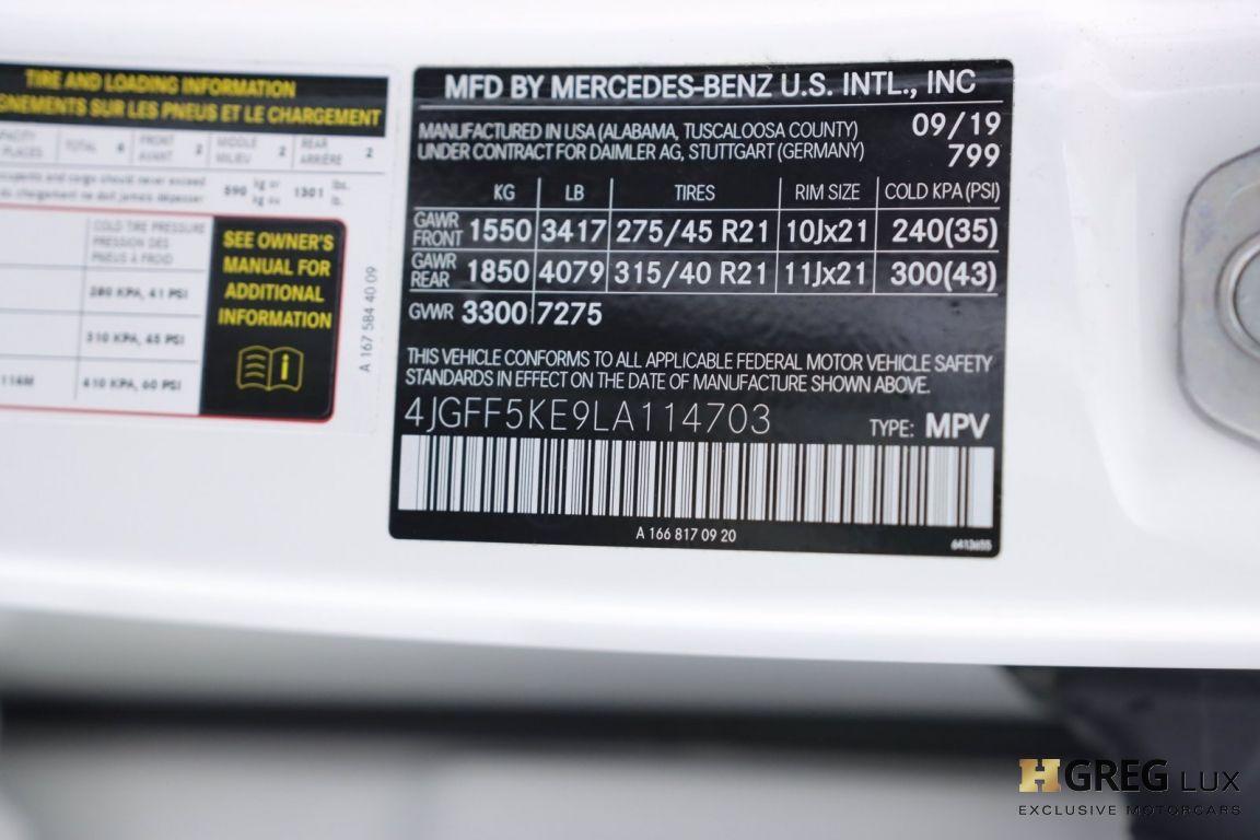 2020 Mercedes Benz GLS GLS 450 #55