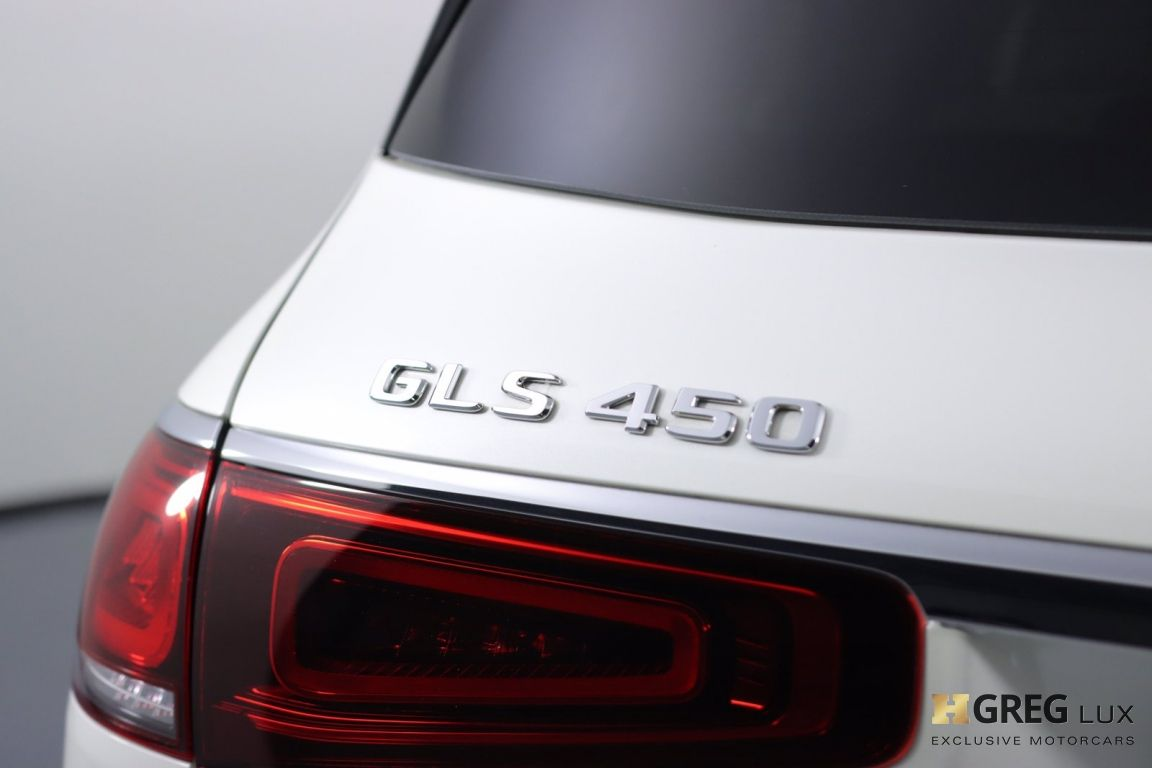 2020 Mercedes Benz GLS GLS 450 #20