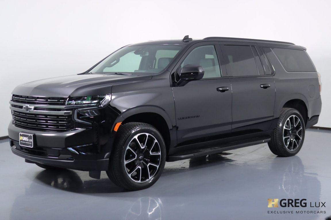2021 Chevrolet Suburban RST #28