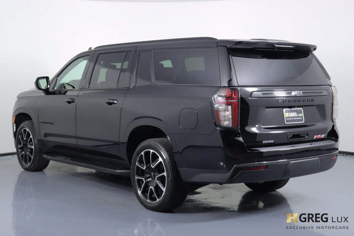 2021 Chevrolet Suburban RST #22