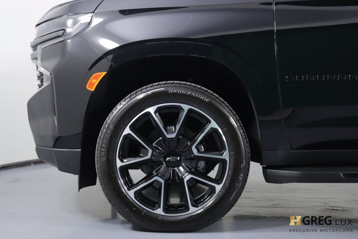 2021 Chevrolet Suburban RST #23