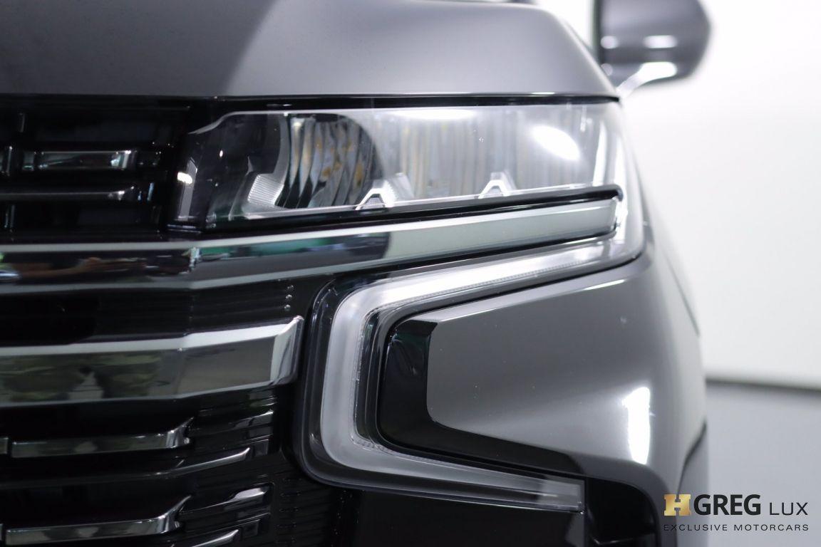 2021 Chevrolet Suburban RST #5