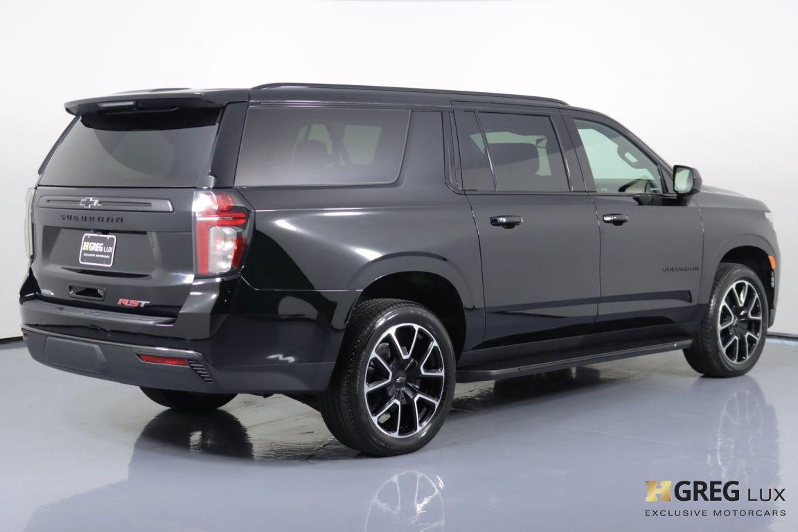 2021 Chevrolet Suburban RST #16