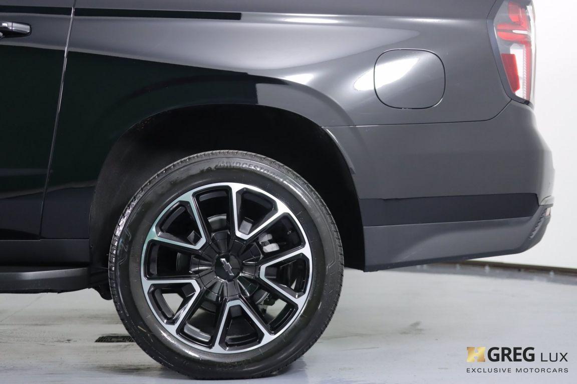 2021 Chevrolet Suburban RST #25