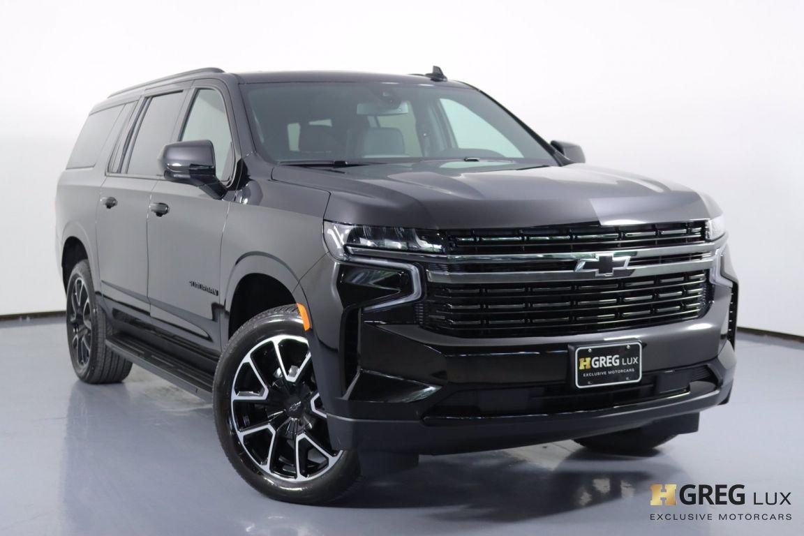 2021 Chevrolet Suburban RST #0