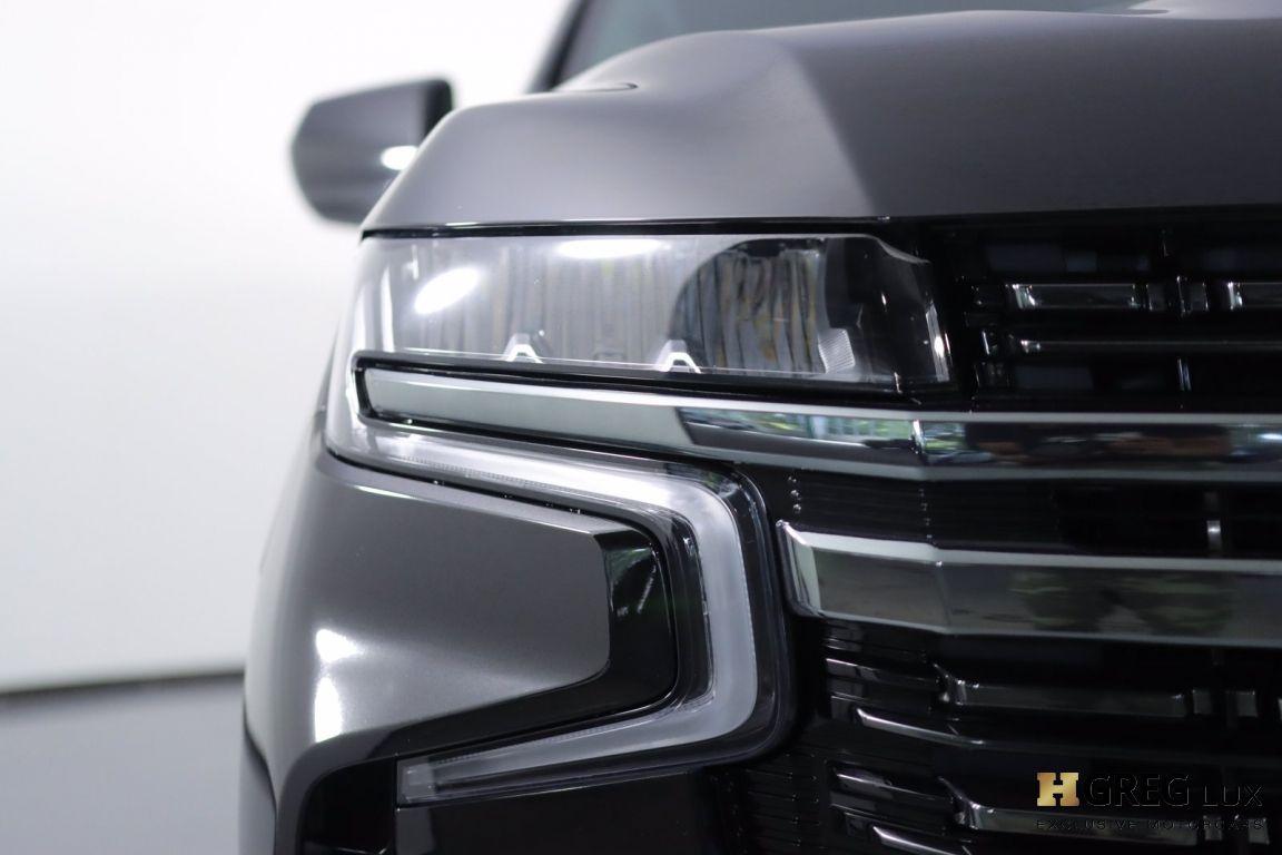 2021 Chevrolet Suburban RST #4