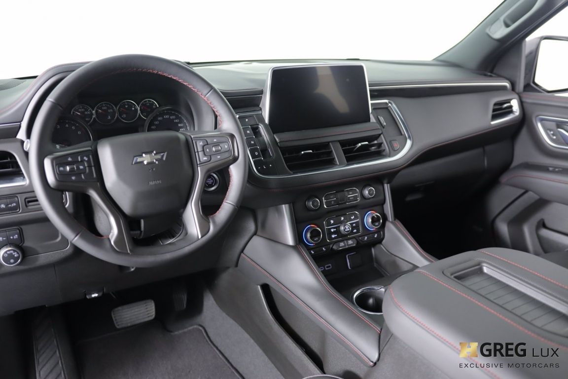 2021 Chevrolet Suburban RST #1