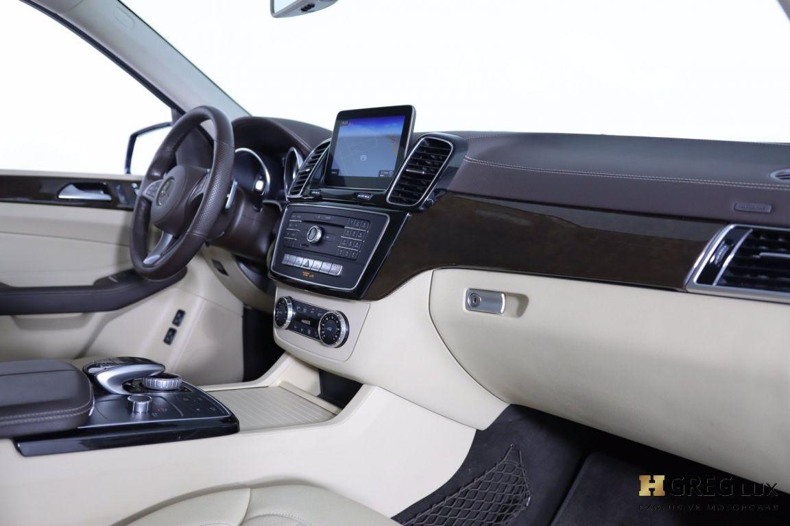 2018 Mercedes Benz GLS GLS 450 #29