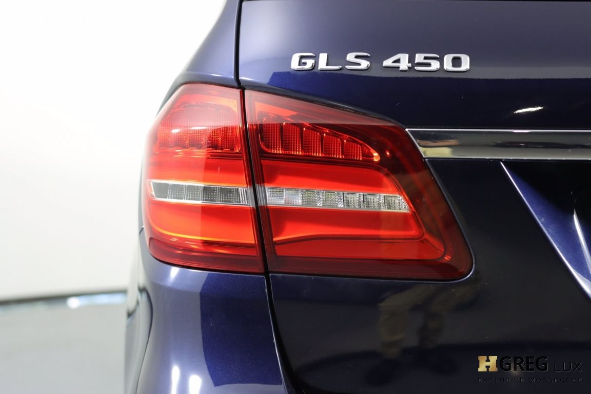 2018 Mercedes Benz GLS GLS 450 #17