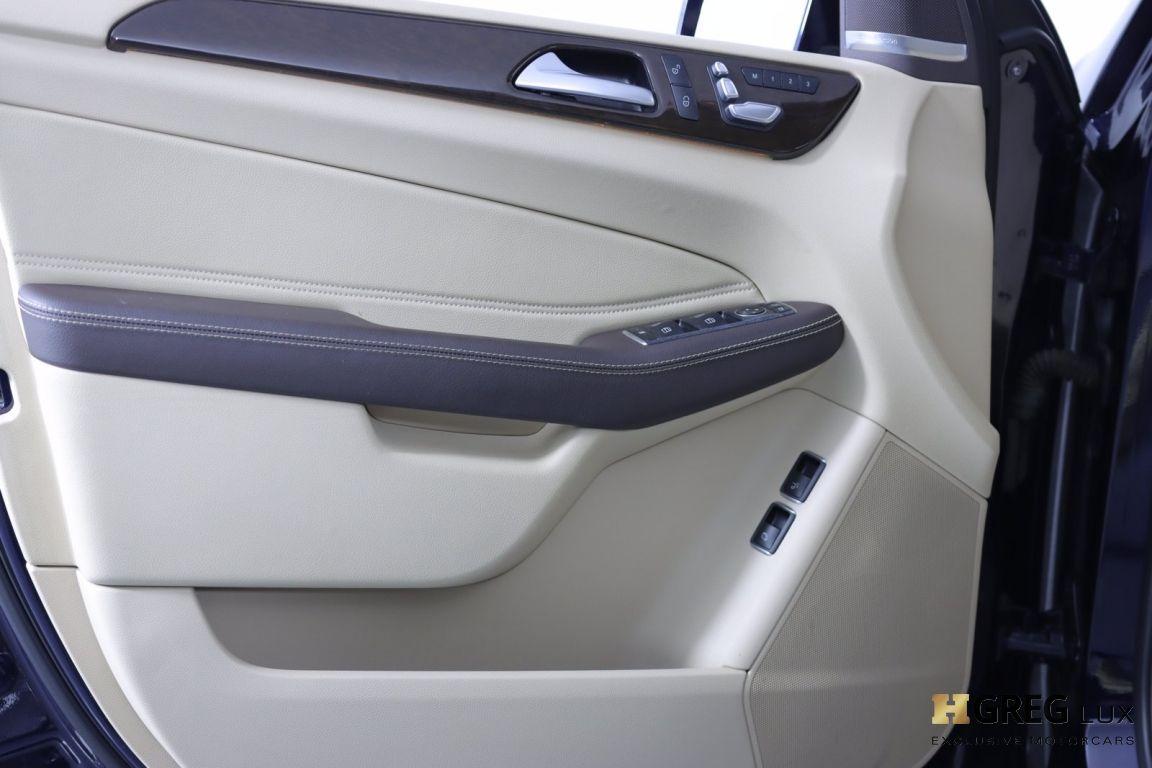2018 Mercedes Benz GLS GLS 450 #38