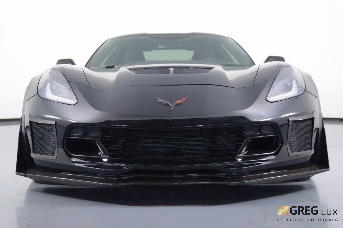 2019 Chevrolet Corvette Z06 1LZ #3