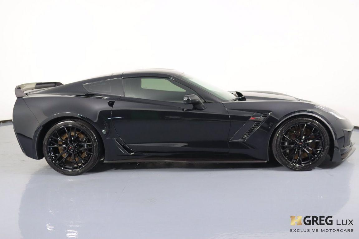 2019 Chevrolet Corvette Z06 1LZ #10