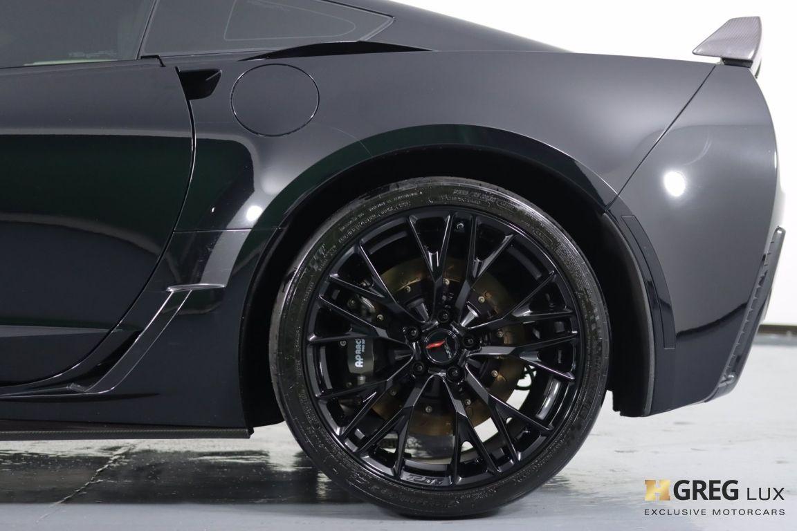 2019 Chevrolet Corvette Z06 1LZ #24
