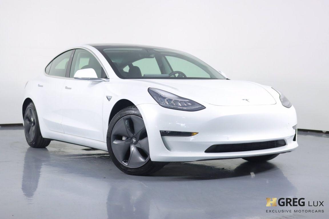 2020 Tesla Model 3 Standard Range #3