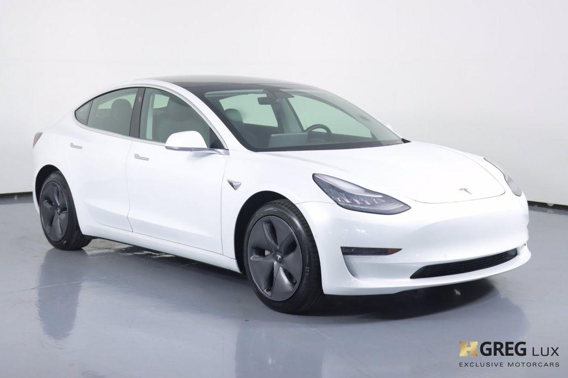 2020 Tesla Model 3 Standard Range #10