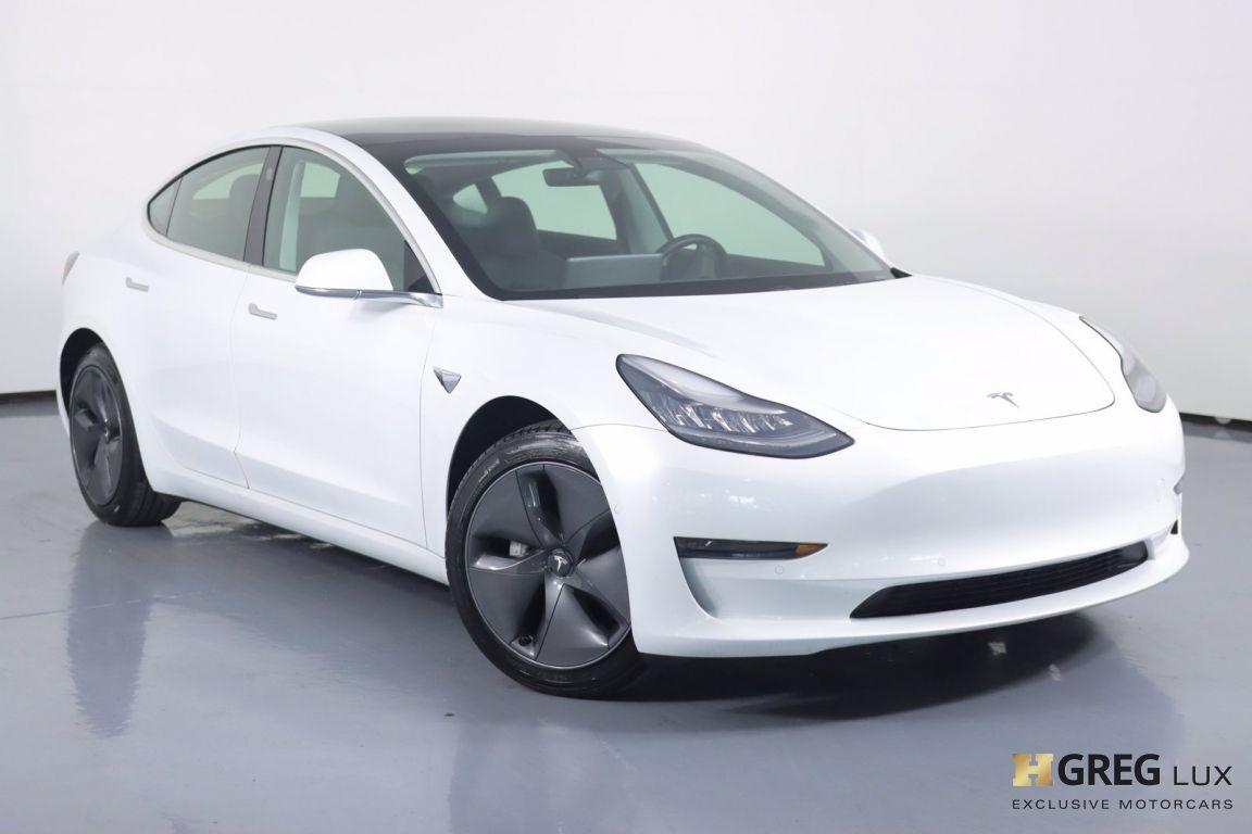 2020 Tesla Model 3 Standard Range #0