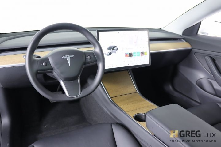 2020 Tesla Model 3 Standard Range #1