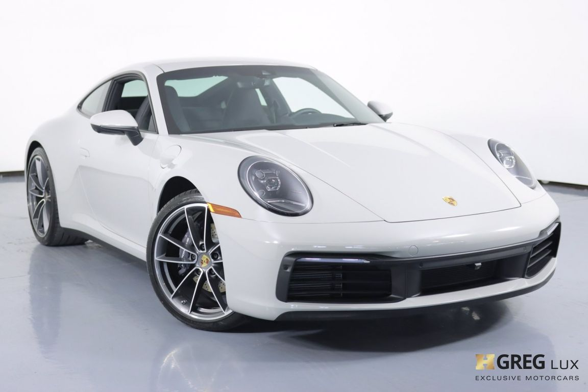 2021 Porsche 911 Carrera #0
