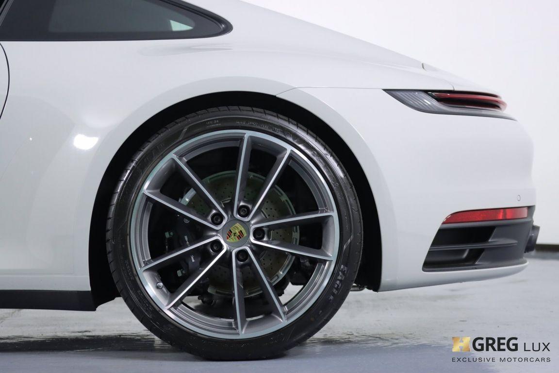 2021 Porsche 911 Carrera #24