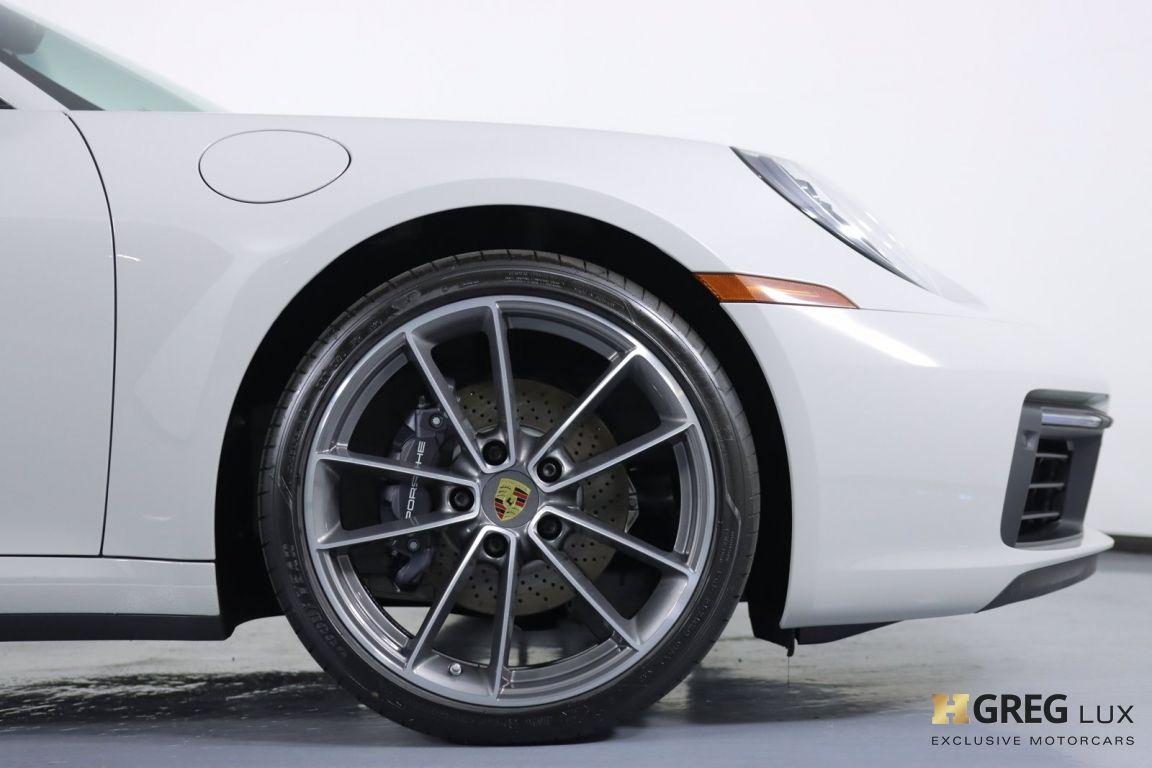 2021 Porsche 911 Carrera #11