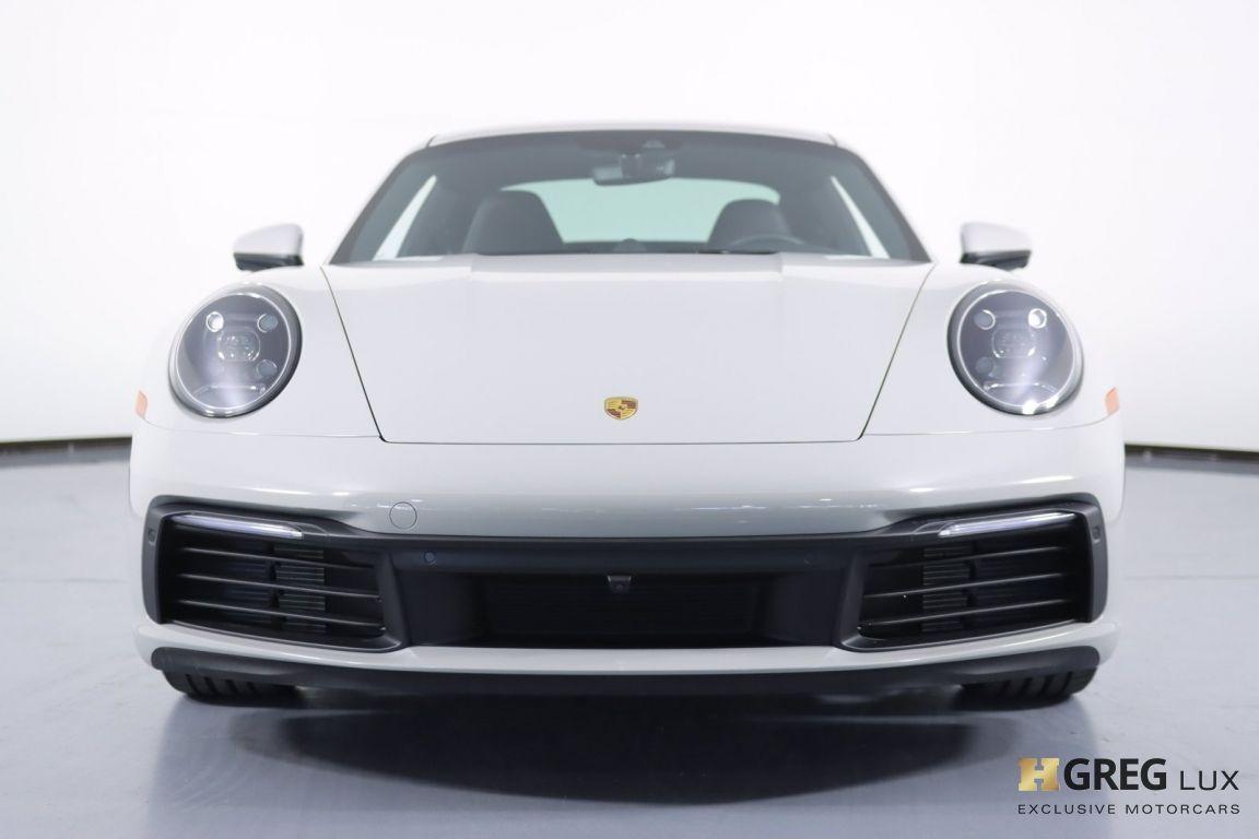 2021 Porsche 911 Carrera #3