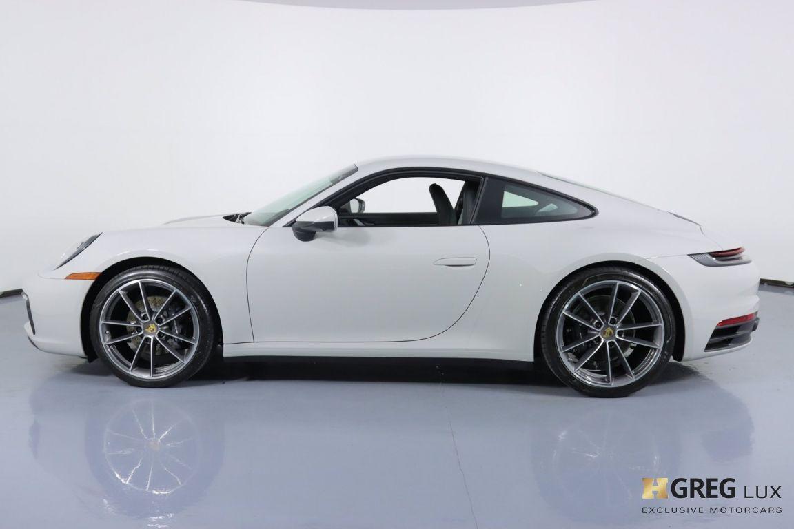 2021 Porsche 911 Carrera #21