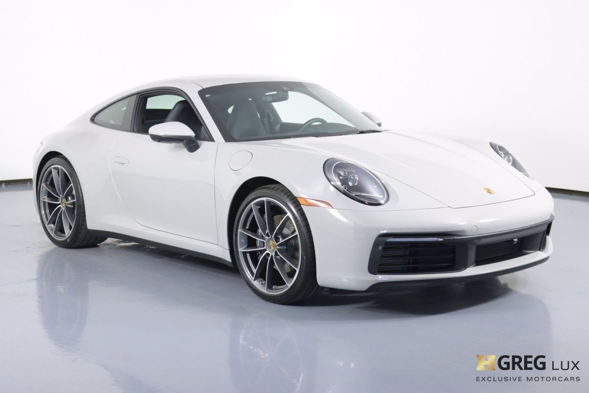 2021 Porsche 911 Carrera #9
