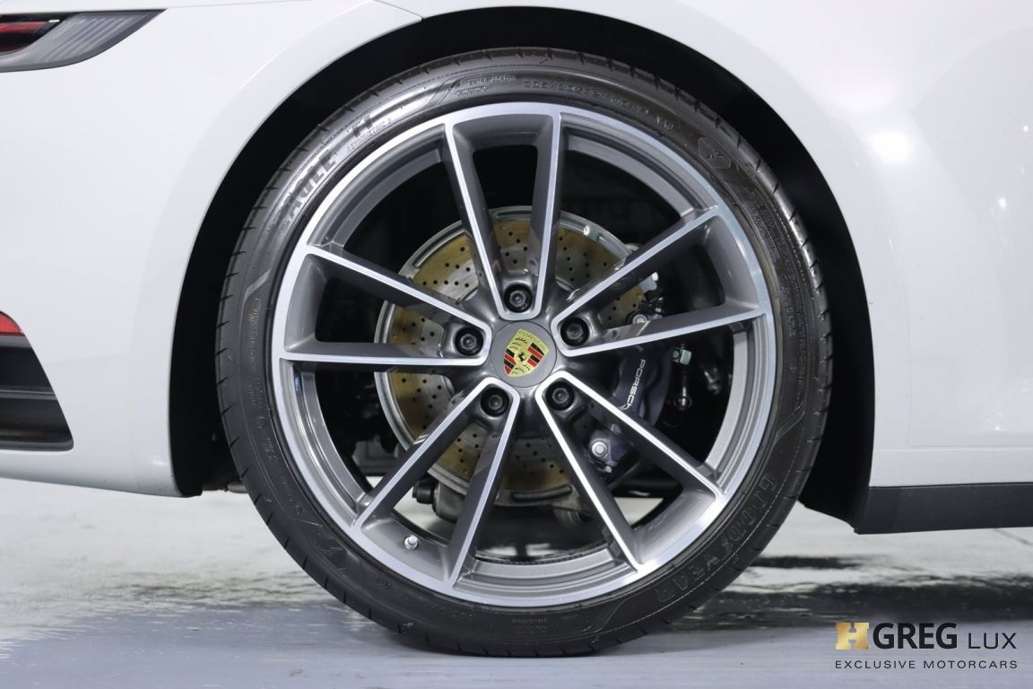 2021 Porsche 911 Carrera #14