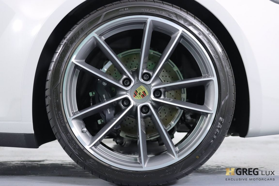 2021 Porsche 911 Carrera #25