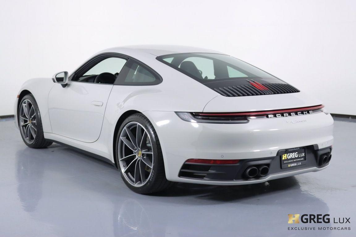 2021 Porsche 911 Carrera #20