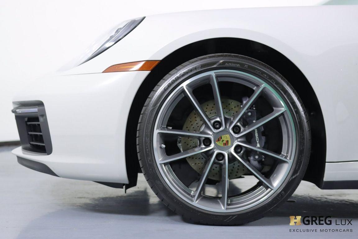 2021 Porsche 911 Carrera #22