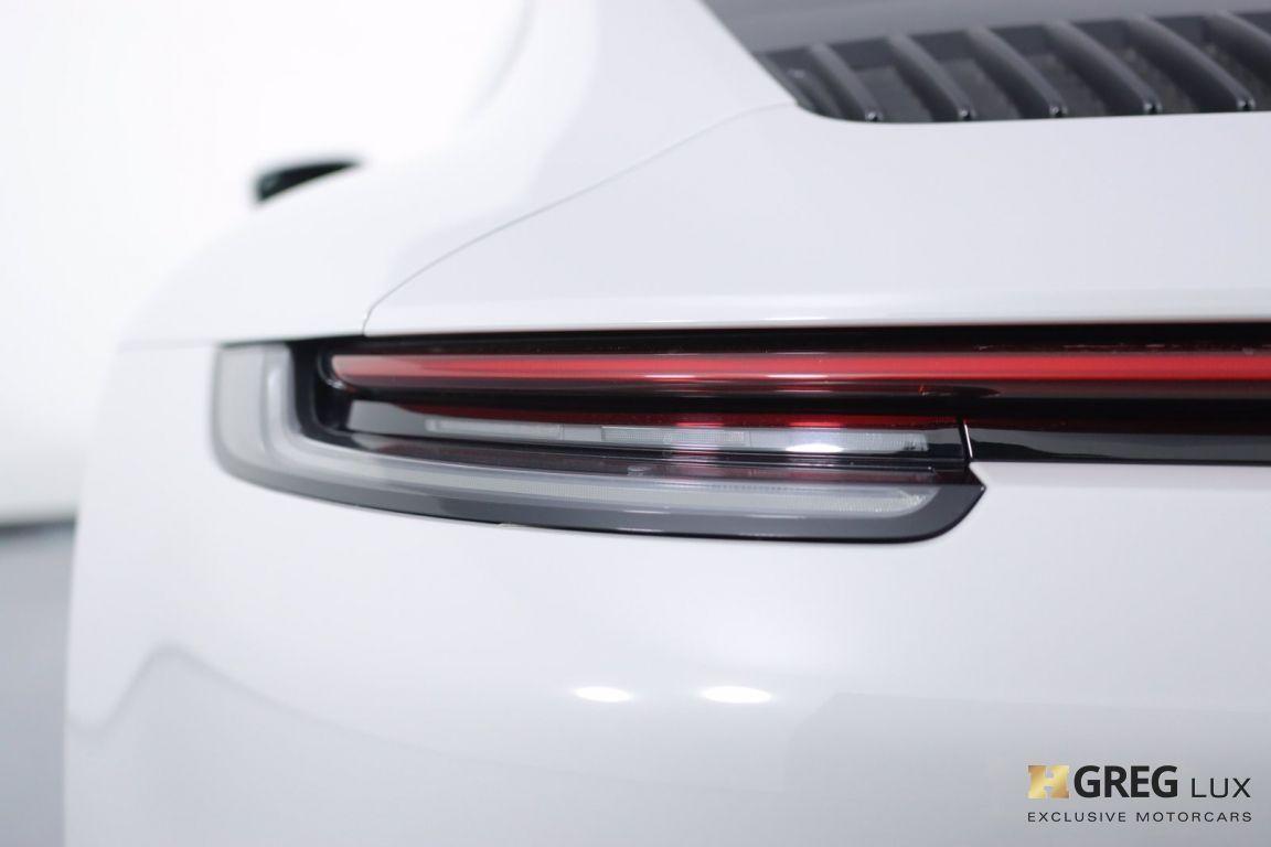 2021 Porsche 911 Carrera #17