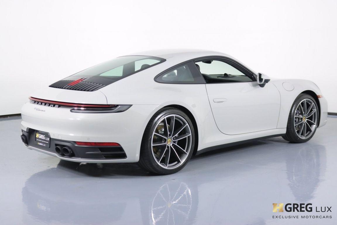 2021 Porsche 911 Carrera #15