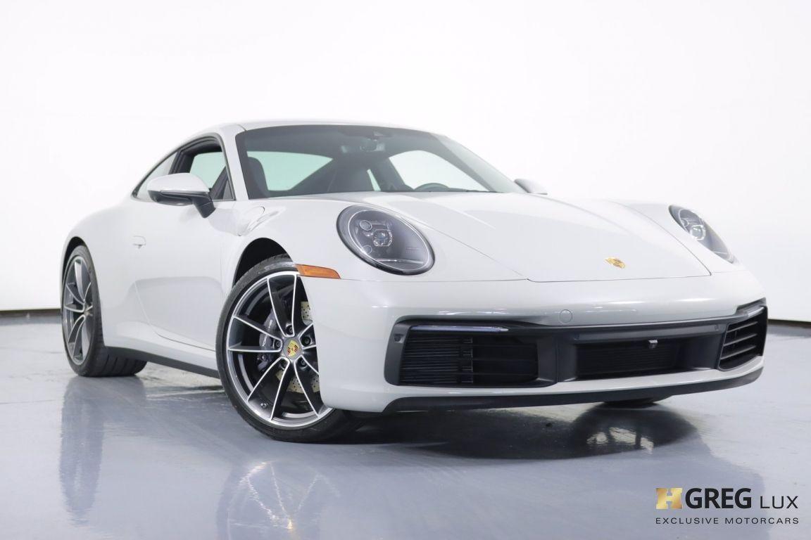 2021 Porsche 911 Carrera #26