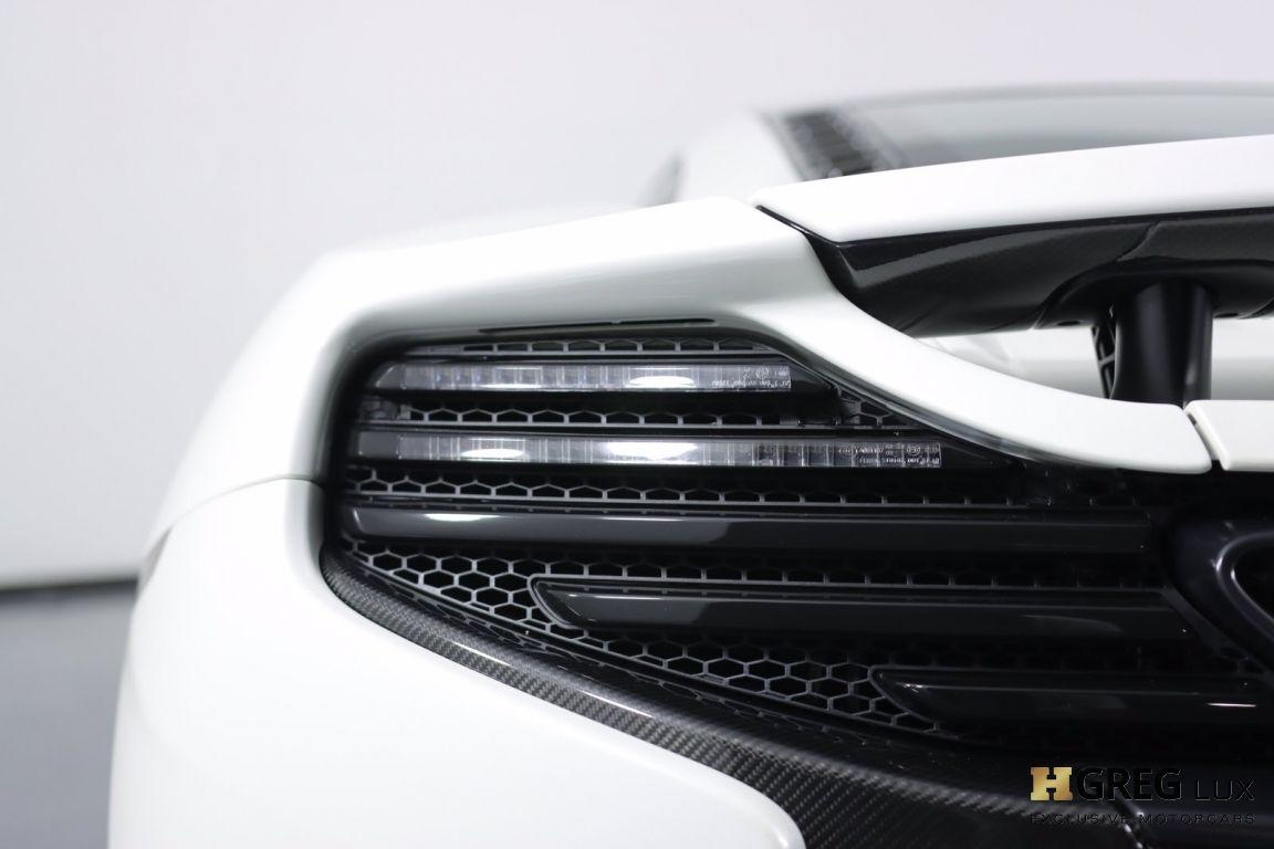 2015 McLaren 650S  #17
