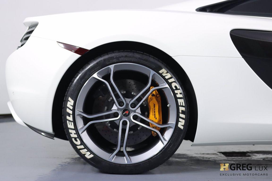 2015 McLaren 650S  #13
