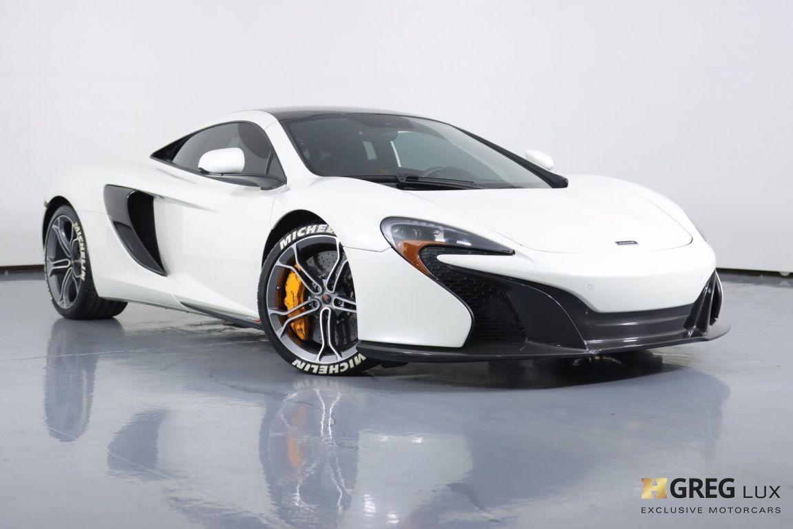 2015 McLaren 650S  #27