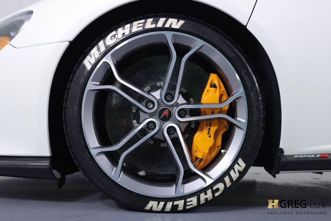 2015 McLaren 650S  #23