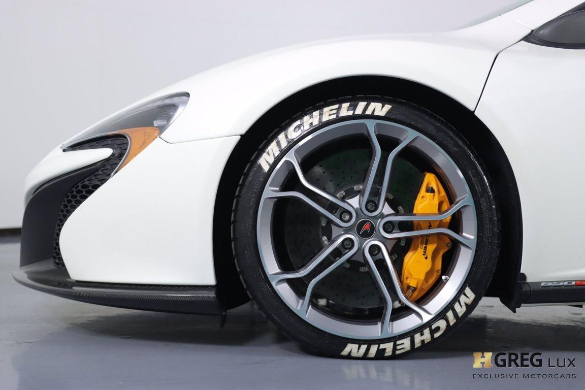 2015 McLaren 650S  #22