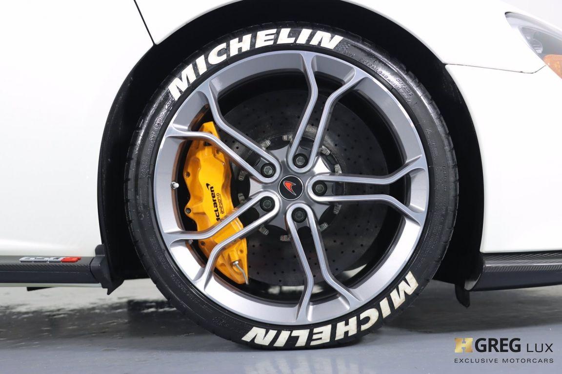 2015 McLaren 650S  #12