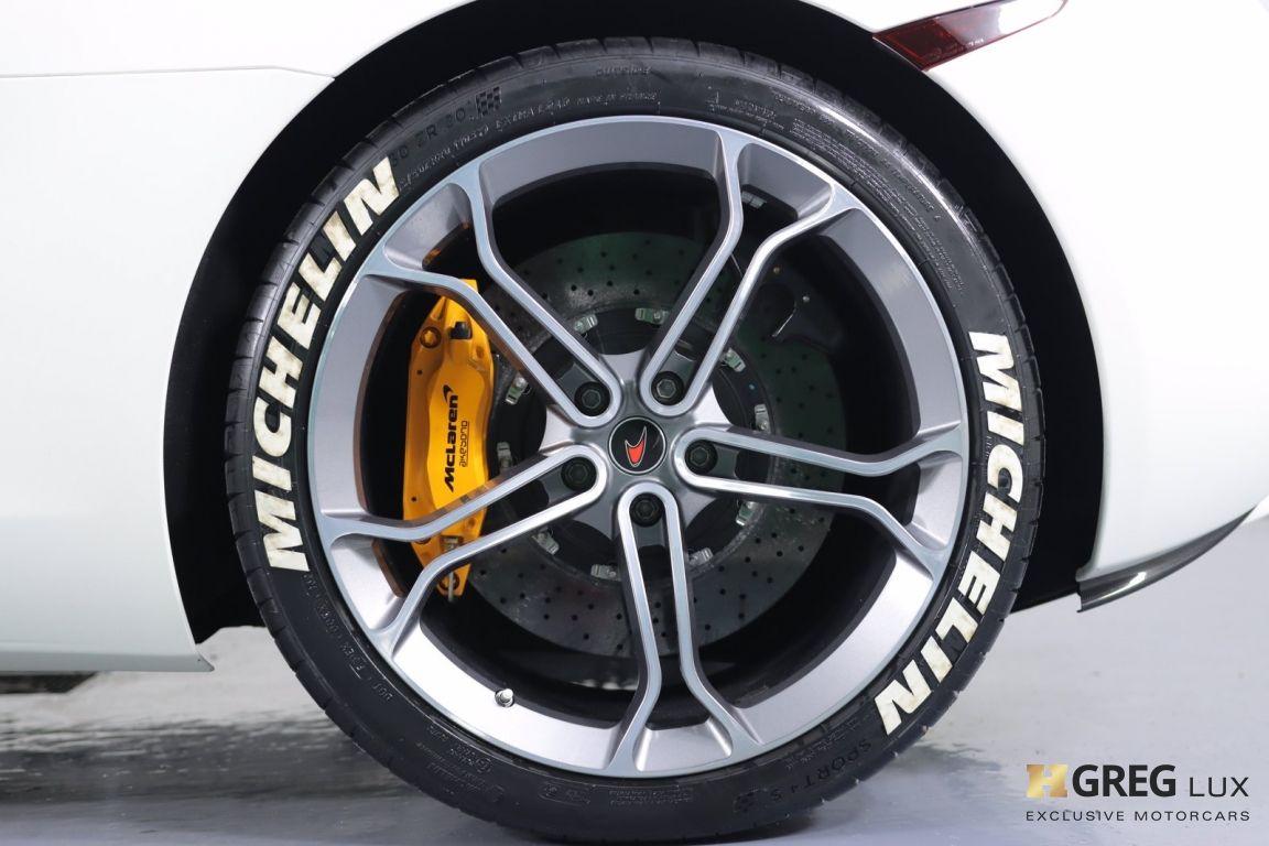 2015 McLaren 650S  #25