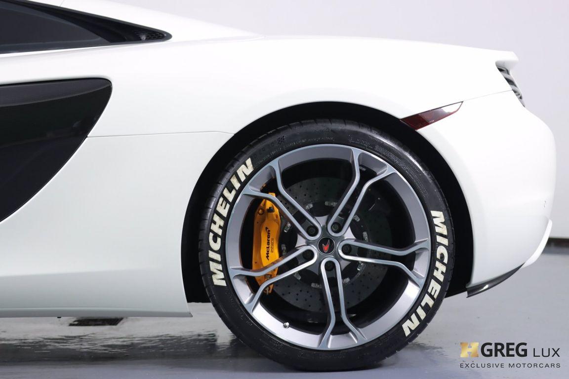 2015 McLaren 650S  #24