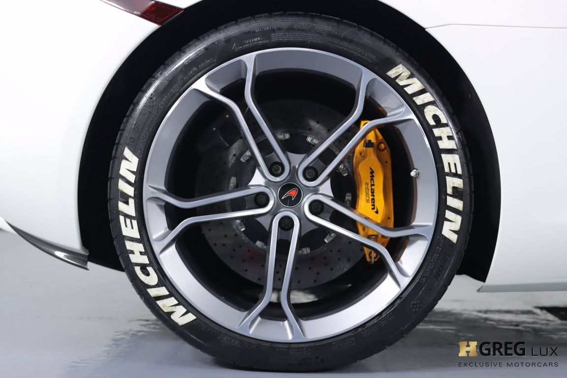 2015 McLaren 650S  #14