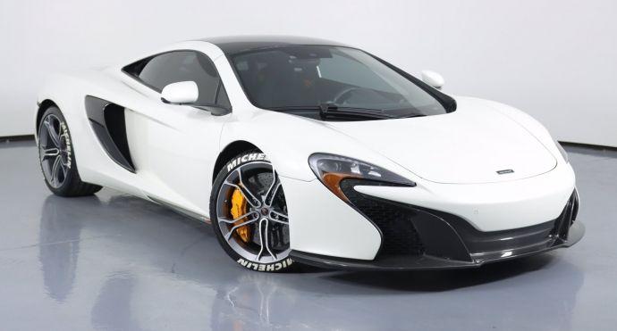 2015 McLaren 650S  #0