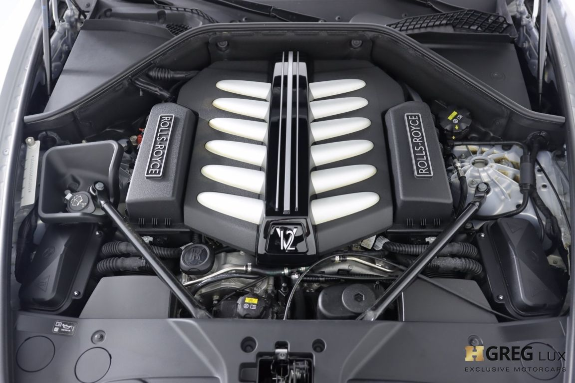 2019 Rolls Royce Ghost  #50