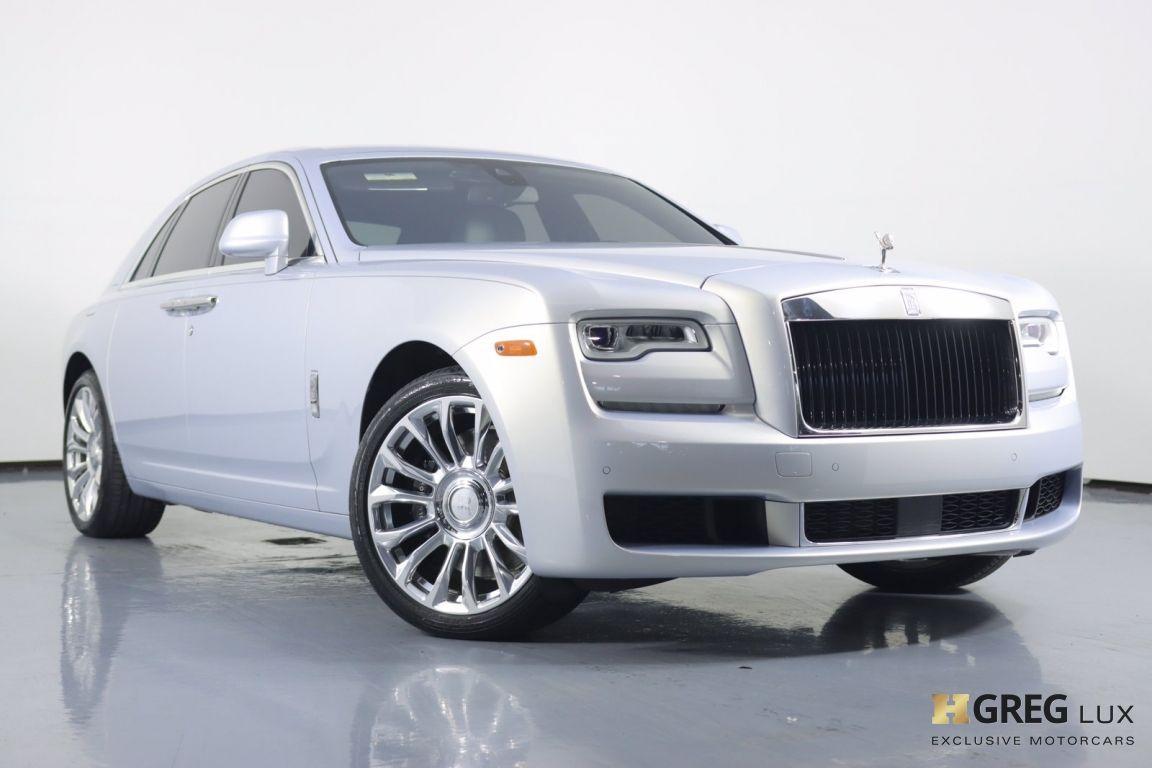 2019 Rolls Royce Ghost  #25