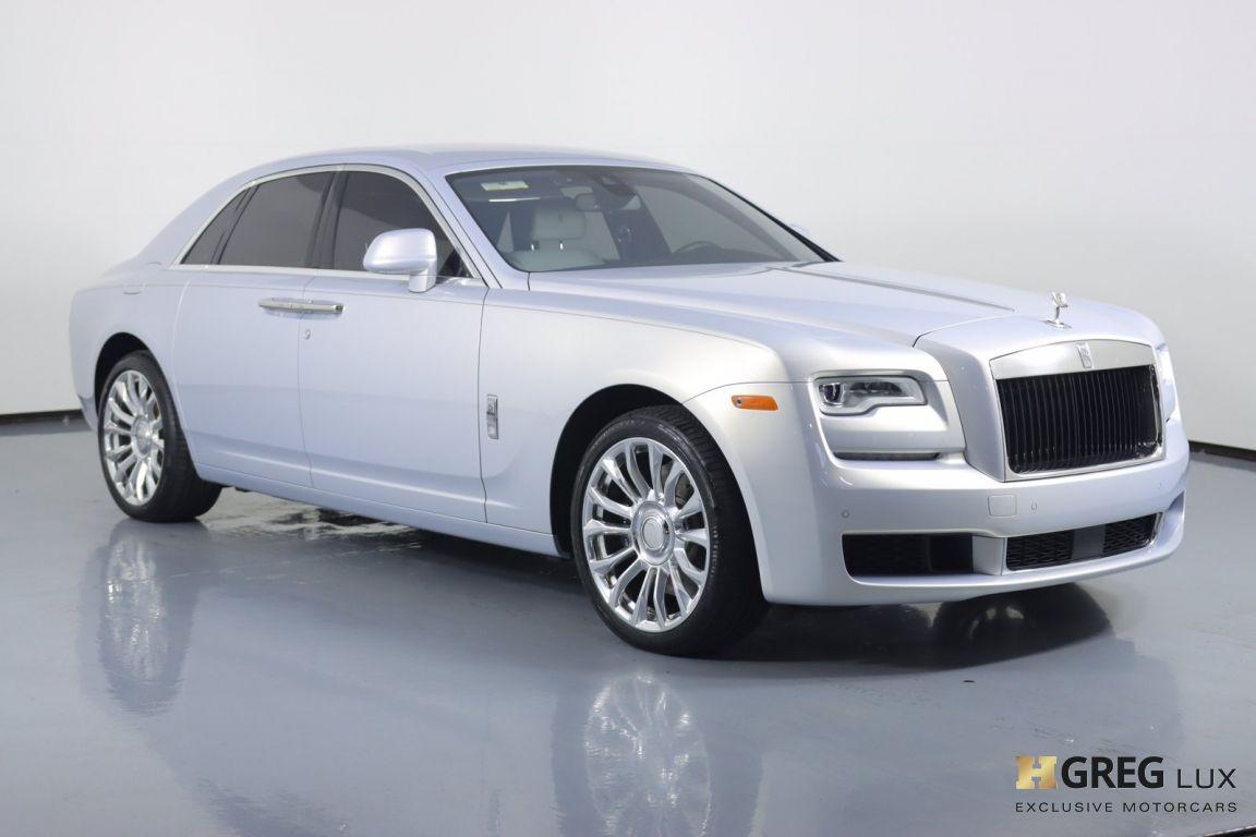 2019 Rolls Royce Ghost  #9