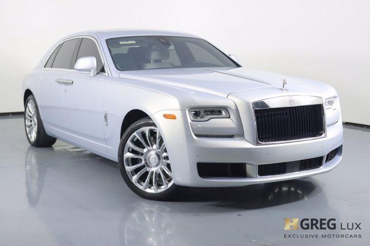 2019 Rolls Royce Ghost  #0