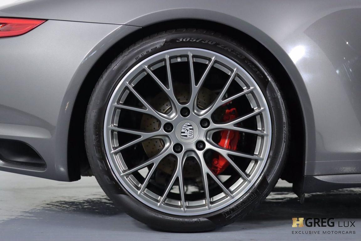 2019 Porsche 911 Carrera 4S #14