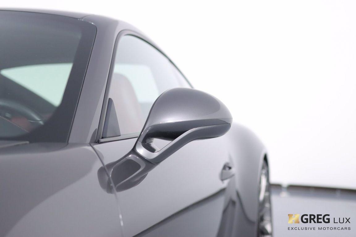 2019 Porsche 911 Carrera 4S #8